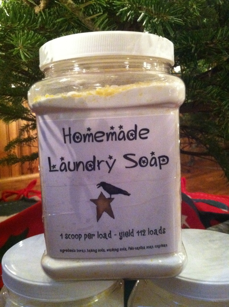 The DIY Life: Homemade Laundry Detergent  (2/2)