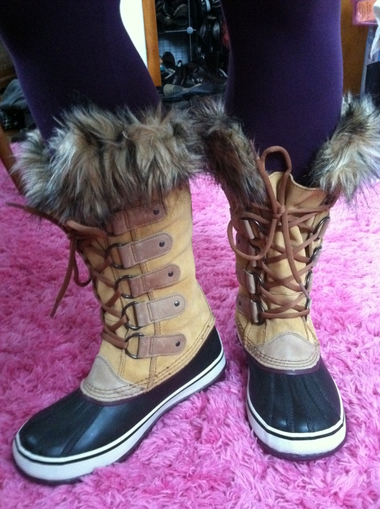Review: Sorel Women's Joan of Arctic Boots (3/3)